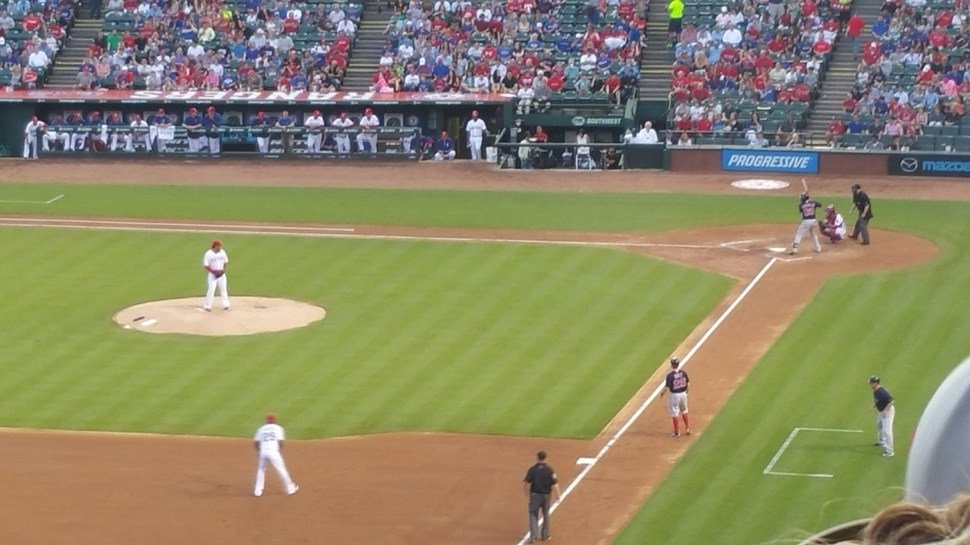 Red Sox vs Rangers