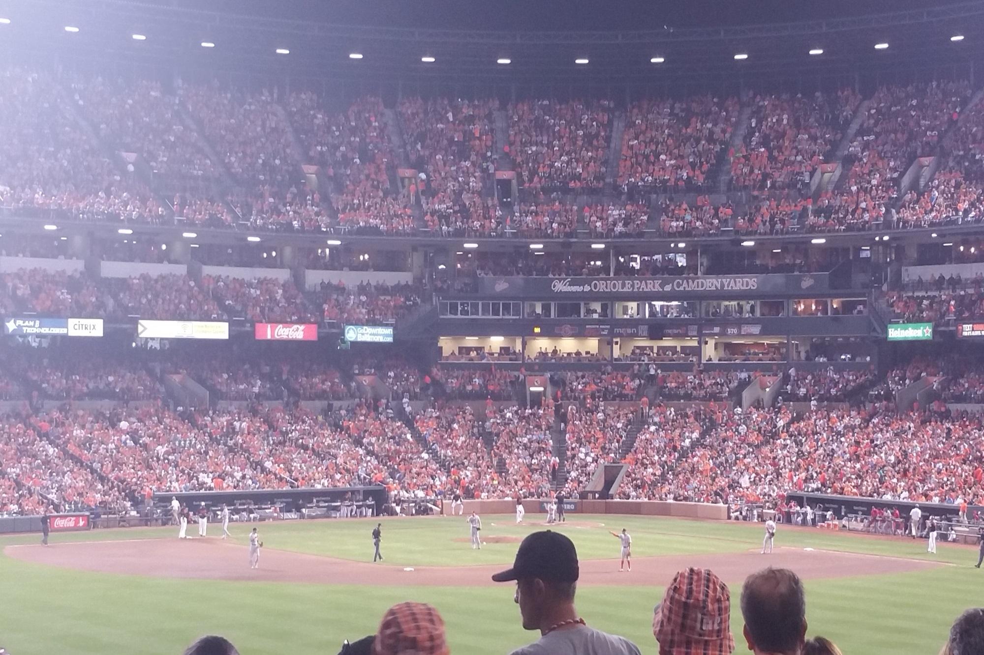 Orioles Fans