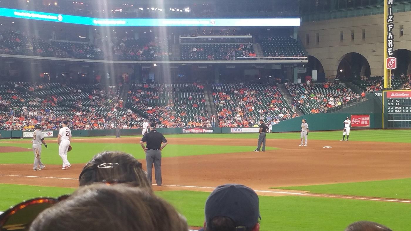 A's & Astros