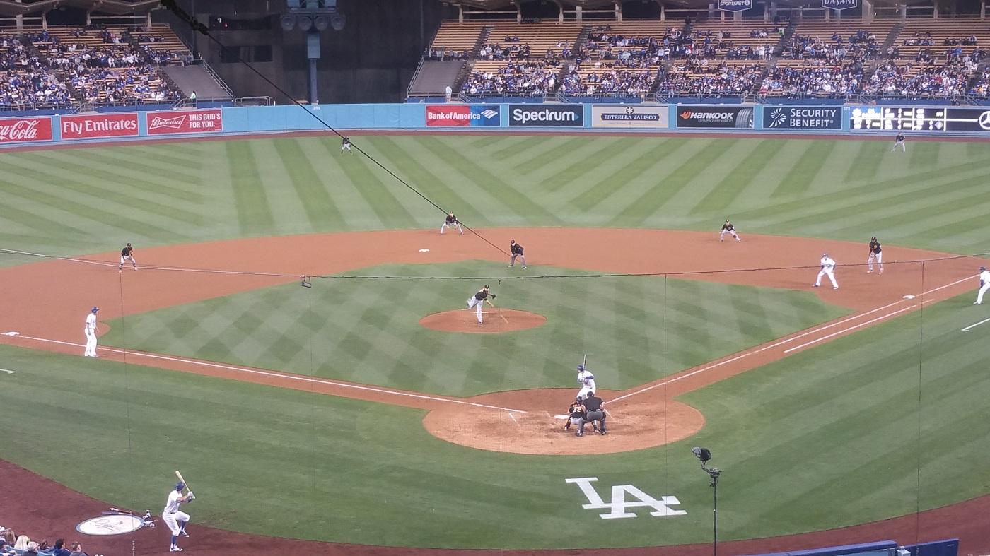 Pirates vs Dodgers