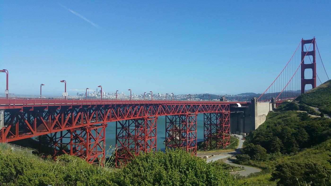 Napa Valley & Golden Gate Bridge