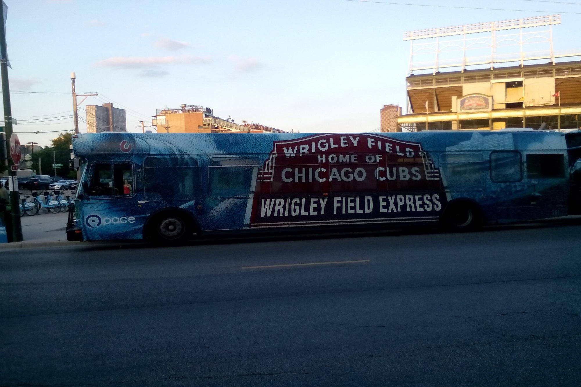 Wrigley Field Express