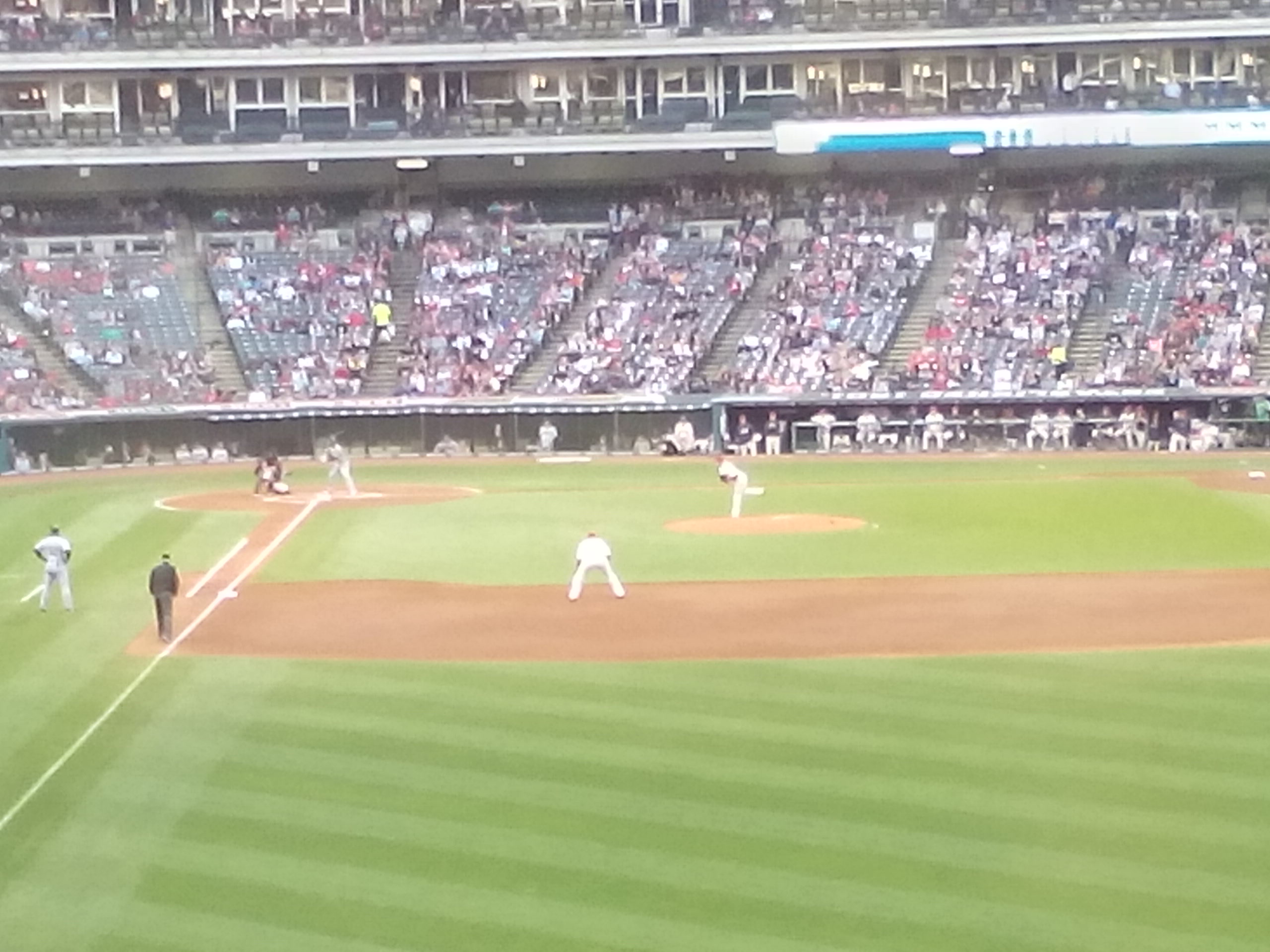 White Sox vs Indians