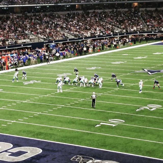 Giants vs Cowboys